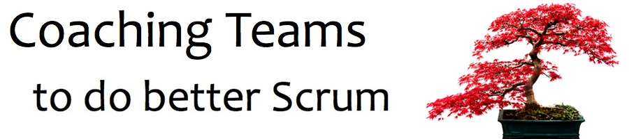 Coaching teams to do better scrum